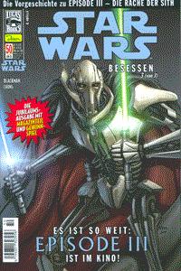 Star Wars, Band 50, Die Rache der Sith - Besessen (3 von 3)