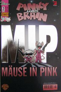 Pinky und Brain, Band 2, Mäuse in Pink