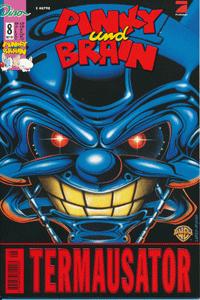 Pinky und Brain, Band 8, Panini Comics