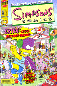 Simpsons, Band 52, Dino/Panini Comics
