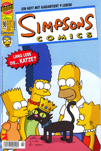 Simpsons, Band 90, Panini Comics