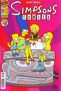 """Simpsons, Band 103, Die Rückkehr von Xt""""tapaltaketel"""