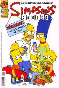 Simpsons, Band 133, Ausverkauf bei Marge