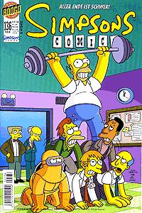 Simpsons, Band 136, Ein brandneuer Burns (2)