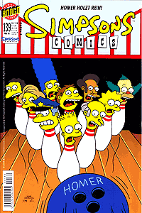 Simpsons, Band 139, Panini Comics