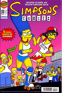 Simpsons, Band 148, Panini Comics