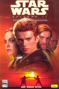 Star Wars Episode II, Einzelband, Angriff der Klonkrieger