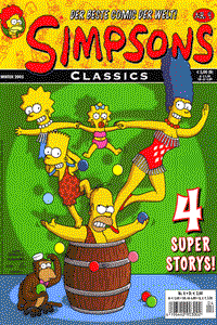 Simpsons Classics, Band 4, Be-Bop-A-Lisa