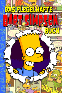 Das grosse Bart Simpson Buch, Band 3, Panini Comics