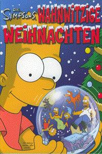 Simpsons Wahnwitzige Weihnachten, Einzelband, Panini Comics