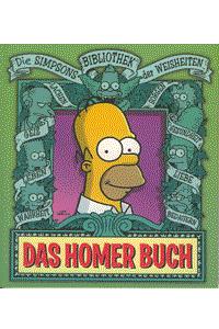 Die Simpsons Bibliothek der Weisheiten, Band 2, Das Homer Buch