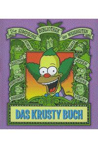 Das Krusty Buch, Einzelband, Panini Comics