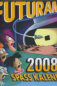 Futurama Kalender - Jahrgang 2008, Kalender, Panini Comics