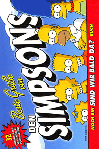 Simpsons: Postkarten, Postkarten, Panini Comics