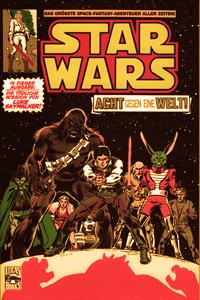 STAR WARS CLASSICS, Band 1-15 , Fremde Welten