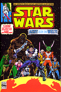 STAR WARS CLASSICS, Band 1, Panini Comics