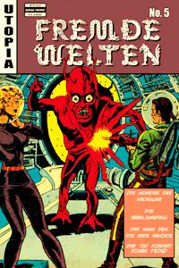 Fremde Welten (Strange Worlds, Space Detective), Band 5, ilovecomics  Verlag