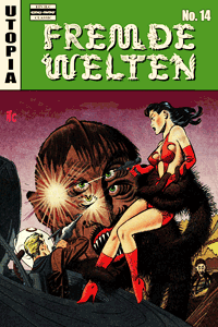Fremde Welten (Strange Worlds, Space Detective), Band 14, ilovecomics  Verlag