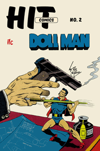 HIT Comics, Band 2, Doll Man