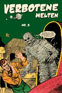 Verbotene Welten (Forbidden Worlds), Band 2, ilovecomics  Verlag