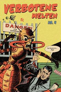 Verbotene Welten (Forbidden Worlds), Band 4, ilovecomics  Verlag