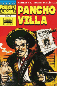 SHERIFF Klassiker, Band 2, ilovecomics  Verlag