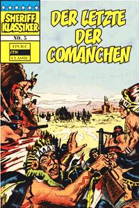 SHERIFF Klassiker, Band 5, ilovecomics  Verlag