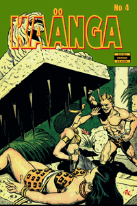 KAÄNGA (Jungle Comics), Band 4, ilovecomics  Verlag