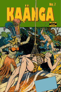 KAÄNGA (Jungle Comics), Band 7, ilovecomics  Verlag