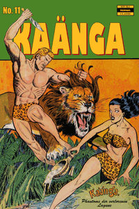 KAÄNGA (Jungle Comics), Band 11, ilovecomics  Verlag