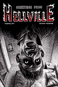 GREETINGS FROM HELLVILLE, Einzelband, The Job, G.O.D.,...