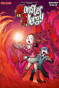 Monster Allergy: Die monsterm��ige Gesamtausgabe, Band 3, dani books