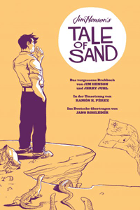 Jim Henson's Tale of Sand, Einzelband,