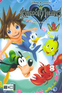 Kingdom Hearts, Band 3,