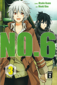 NO.6, Band 3, Egmont Manga & Anime
