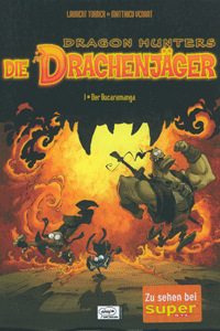 Die Drachenjäger, Einzelband, Ehapa Comic Collection