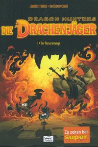 Die Drachenj�ger, Einzelband, Ehapa Comic Collection