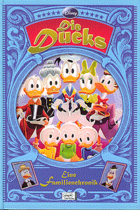 Die DUCKS, Einzelband, Ehapa Comic Collection