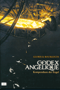 Codex Angelique, Einzelband, Ehapa Comic Collection