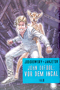 JOHN DIFOOL - VOR DEM INCAL, Einzelband, Ehapa Comic Collection