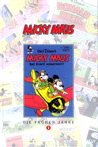 Micky Maus Bücher, Band 1, Die frühen Jahre I