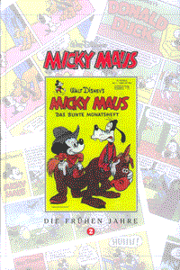 Micky Maus Bücher, Band 2, Ehapa Comic Collection
