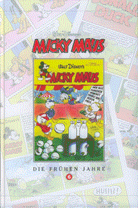 Micky Maus B�cher, Band 6, Ehapa Comic Collection