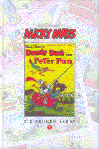 Micky Maus Bücher, Band 7, Ehapa Comic Collection
