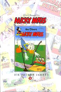 Micky Maus B�cher, Band 9, Die fr�hen Jahre IX