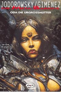 Die Meta-Barone, Band 4, Oda die Urgrossmutter