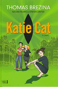 Katie Cat, Einzelband, Ehpa Comic Collection