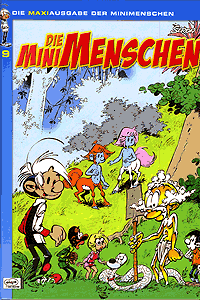 Die Minimenschen - Maxiausgabe, Band 9, Ehapa Comic Collection