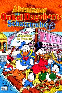 Abenteuer aus Onkel Dagoberts Schatztruhe, Band 5, Ehapa Comic Collection