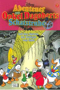 Abenteuer aus Onkel Dagoberts Schatztruhe, Band 7, Ehapa Comic Collection